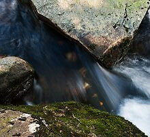 Flowing Water by Ciaran Sidwell