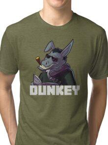 Dunkey - League of Legends Tri-blend T-Shirt