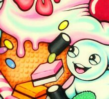Sugar sweet Sticker
