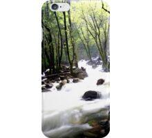 Bridal Veil Creek, Yosemite iPhone Case/Skin