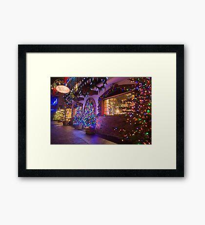Kris Kringle Framed Print