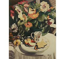 Afternoon Tea Photographic Print