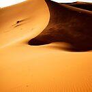 Erg Chebbi, Morocco - Sunrise sand dunes by citrineblue