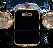 Alvis Silver Eagle by Christopher Cullen