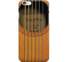 """Takamiphone"" Acoustic Guitar iPhone Case/Skin"
