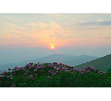 Summer Sunrise Photographic Print