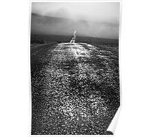 Shining Path - Nateby Common, Cumbria, UK Poster
