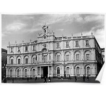 University square Poster