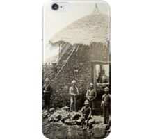 Cool Abyssinian iPhone Case/Skin