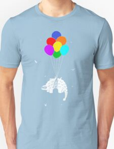 Flying Ankylosaur T-Shirt