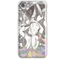 Chromatic Anxiety iPhone Case/Skin