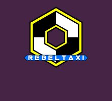 Rebel Taxi logo 3 T-Shirt