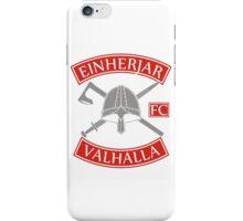 Einherjar Fightclub Valhalla iPhone Case/Skin