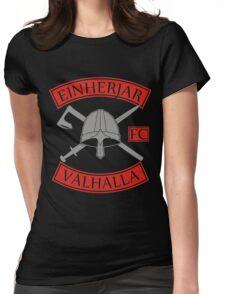 Einherjar Fightclub Valhalla Womens Fitted T-Shirt