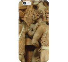 Roman Soldier and The Prisoner iPhone Case/Skin