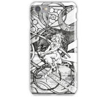 Too Much Mucha iPhone Case/Skin