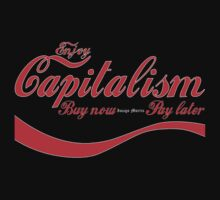 Capitalism - 'Buy Now, Pay Later' by Imago-Mortis