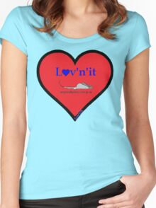signature Women's Fitted Scoop T-Shirt