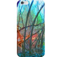 iPhone Case of painting....Reaching for the light... iPhone Case/Skin