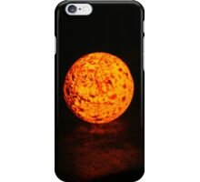 Sun From The FURNACE iPhone Case/Skin