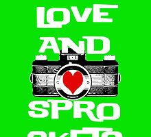 Love and Sprockets by Jeff Clark