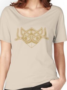 Raven from Birka 10th Century Women's Relaxed Fit T-Shirt