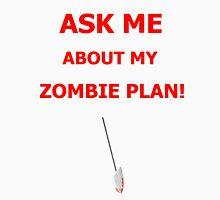 Zombie Plan Unisex T-Shirt