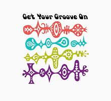 Get Your Groove On Womens Fitted T-Shirt
