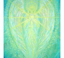 Archangel Raphael by Angel-Art