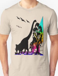 CATASAURUS Unisex T-Shirt