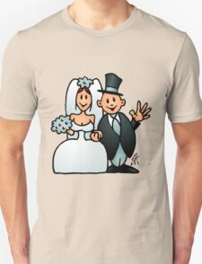 Wonderfull wedding Unisex T-Shirt