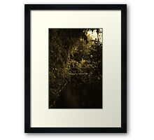 Waterscape 11 Framed Print