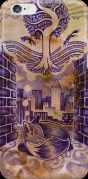 Fox Cub Dream by Pete Katz