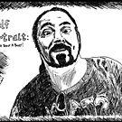 funny self portrait by bubbleicious