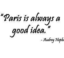 Paris by SuzeMM