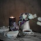 Time For A Little Coffee by Sherry Hallemeier