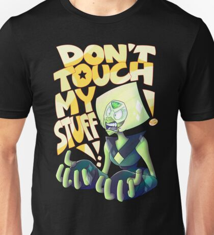 Don't Touch Her Stuff Unisex T-Shirt