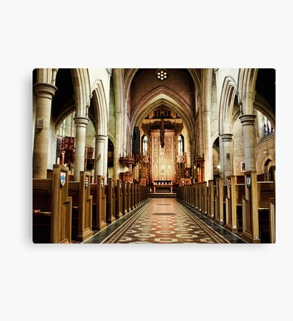 St Peters Cathedral Canvas Print