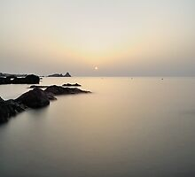 Dawn in sicily by Peppedam