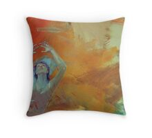 Relieving Throw Pillow
