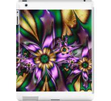 Wall Flowers iPad Case/Skin