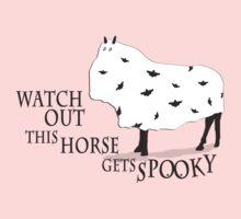 Spooky Horse Kids Clothes