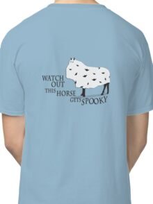 Spooky Horse Classic T-Shirt