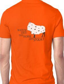 Spooky Horse Unisex T-Shirt