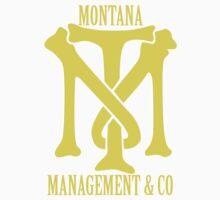 Montana Management & Co Tony Montana - Scarface - Movie One Piece - Long Sleeve