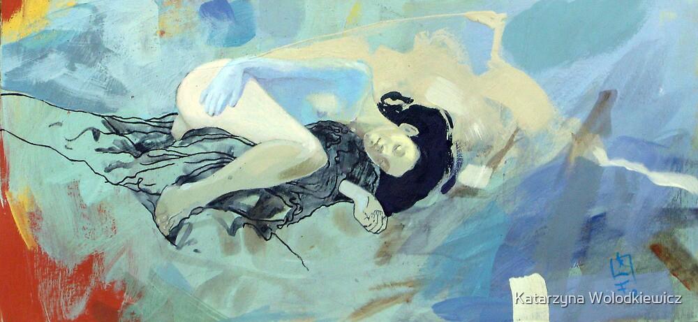 One more second by Katarzyna Wolodkiewicz