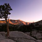 Olmstead Point Sunset - Yosemite National Park, CA by Matthew Kocin