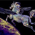 Pegasus by khsculpture