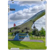 Dambusters 70 Years On - BBMF Lancaster 3 - HDR iPad Case/Skin