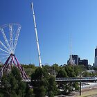 Ferris Wheel - Melbourne by pbclarke